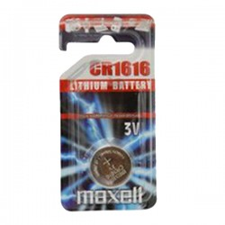 Maxell Litio CR1616 BLISTER 1