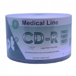 CD-R Inkjet Printable CB 50...
