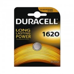 Duracell Pila Litio CR1620...